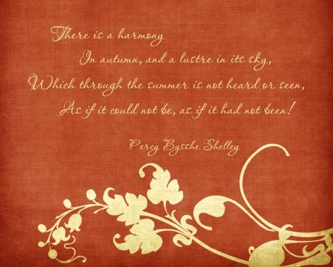 Free Printable Shelley Quote,