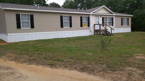 2010 CLAYTON MOBILE HOME 4BR/3BA 32X72 WITH LAND WOODVILLE TEXAS