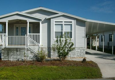 skyline manufactured homes Interiors | ... Living - 2007 Skyline Manufactured Home For Sale in Orlando, FL