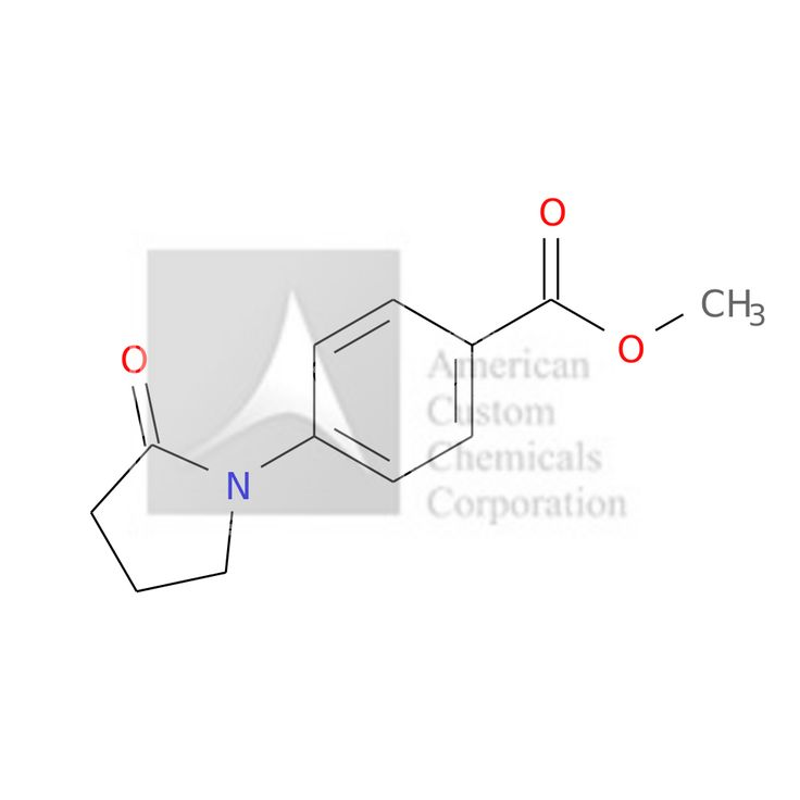 BENZOIC ACID, 4-(2-OXO-1-PYRROLIDINYL)-, METHYL ESTER is now  available at ACC Corporation