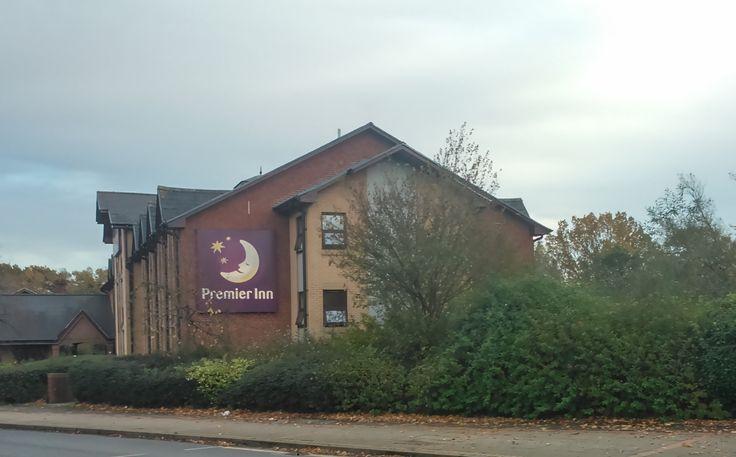 Premier Inn at Birmingham Great Park, Rubery.