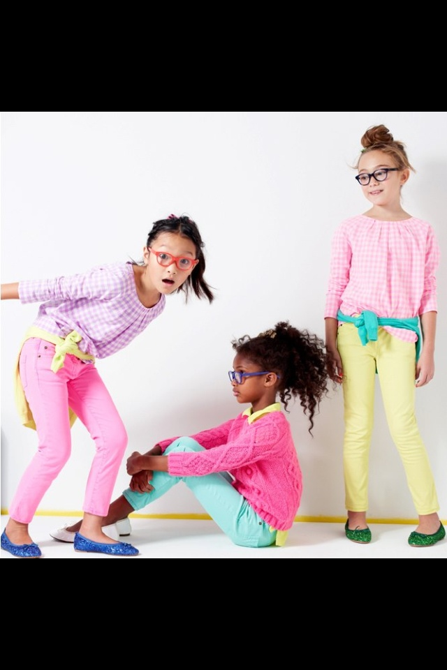 Great Spring looks from J Crew.   Find similar pieces at Rhea Lana's.