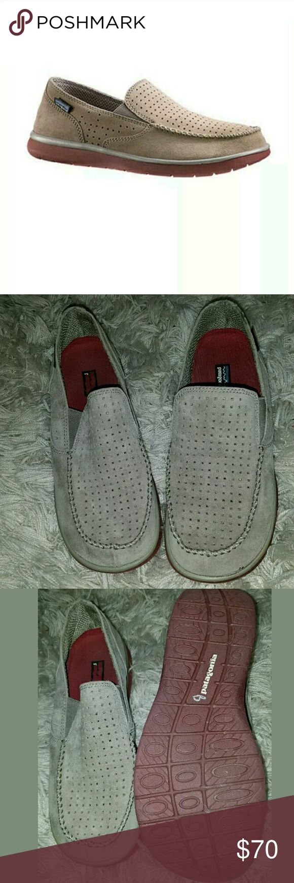 Patagonia Llama Loafer Casual Performance Shoes Men's Patagonia Llama Loafer Casual Performance Shoes Tan Rubber Soles Size 10  Shoes in excellent used condition.   AB Patagonia Shoes Loafers & Slip-Ons
