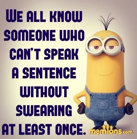Yep. Especially when mad!