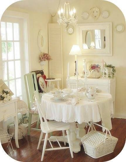 485 best shabby chic dining images on pinterest | live, shabby