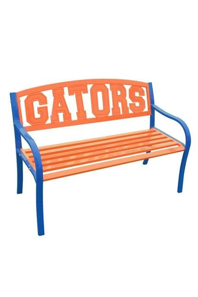 Florida Gators Metal Bench $150.00