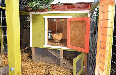 Really excellent chicken coop plans.: Fresh Eggs, Prayer Flags, Organizations Farms, Urban Chicken, Backyard Chicken Coops, Chicken Houses, Chicken Coupe, Chicken Coops Plans, Chicken Coops Design