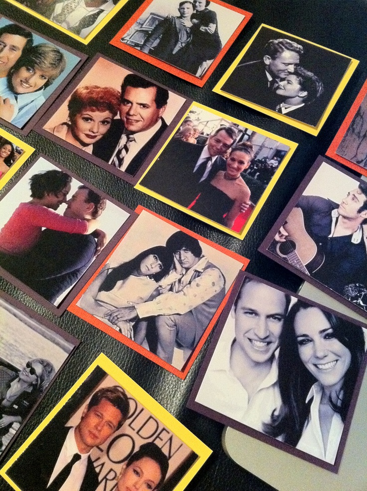 Famous Celebrity Couples - Biography
