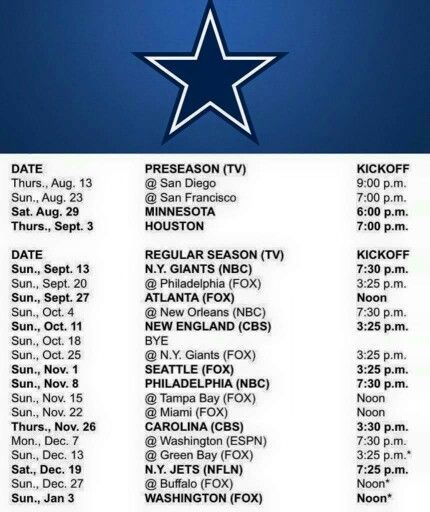 #CowboysNation..To all the Dallas Cowboys fans out there!! Let's do this!!! Yay!!!! Im sooo ready for football!!!!✌
