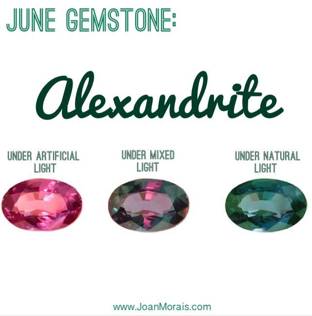 june alexandrite june gemstone alexandrite june pebble