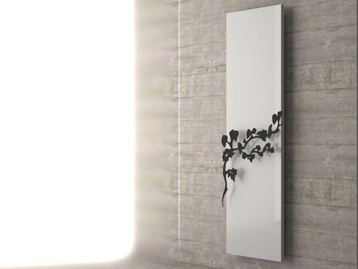 Termoarredo a parete NATURE RIBES Collezione Nature by K8 Radiatori | design Marco Pisati