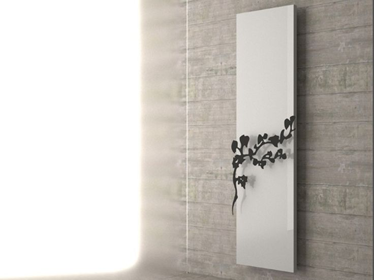 Termoarredo a parete NATURE RIBES by K8 Radiatori design Marco Pisati
