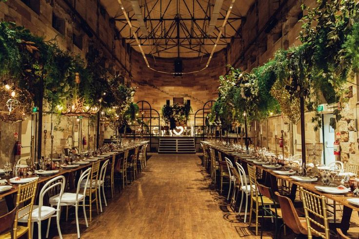 Classy-meets-disco wedding at the Cell Block Theatre Darlinghurst. Photography by Jo Bartholomew / styling by She Designs