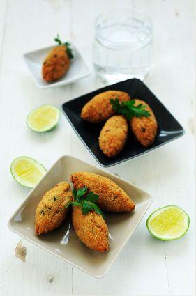 Croquettes croustillantes au thon : la recette facile