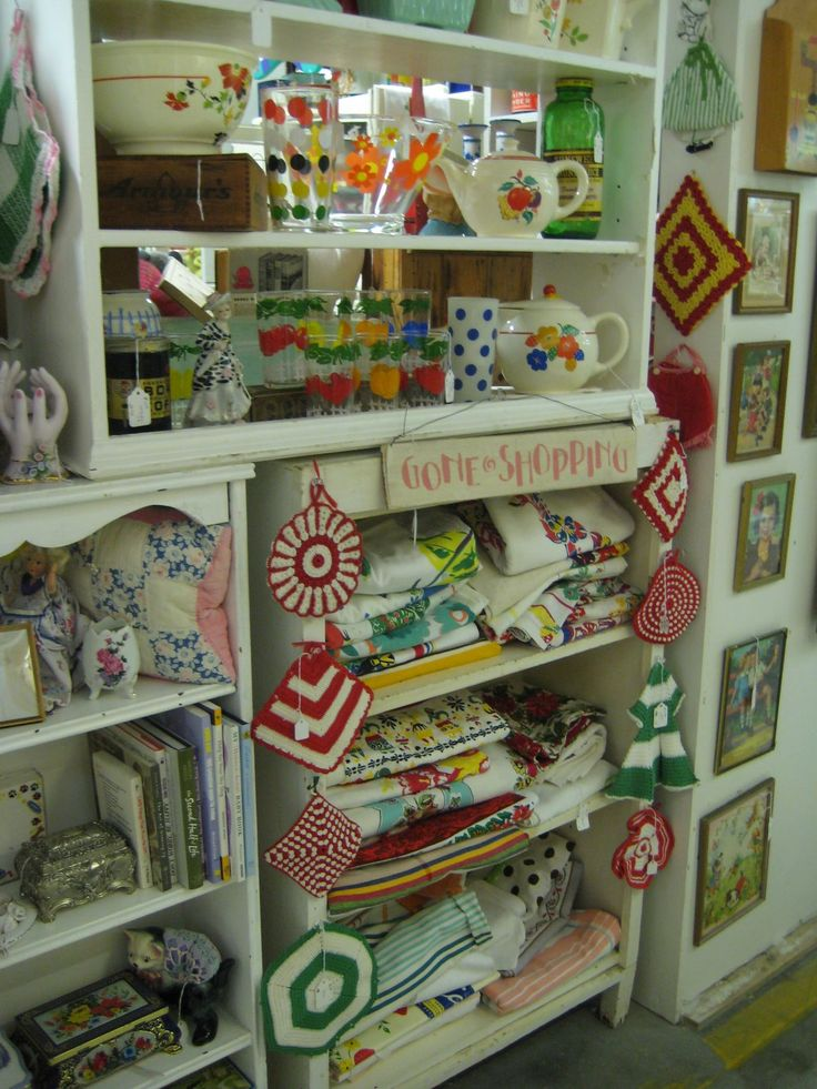"""C. Dianne Zweig - Kitsch 'n Stuff: How To Maximize Your """"Real Estate"""" or Floor Space in an Antique Mall"""