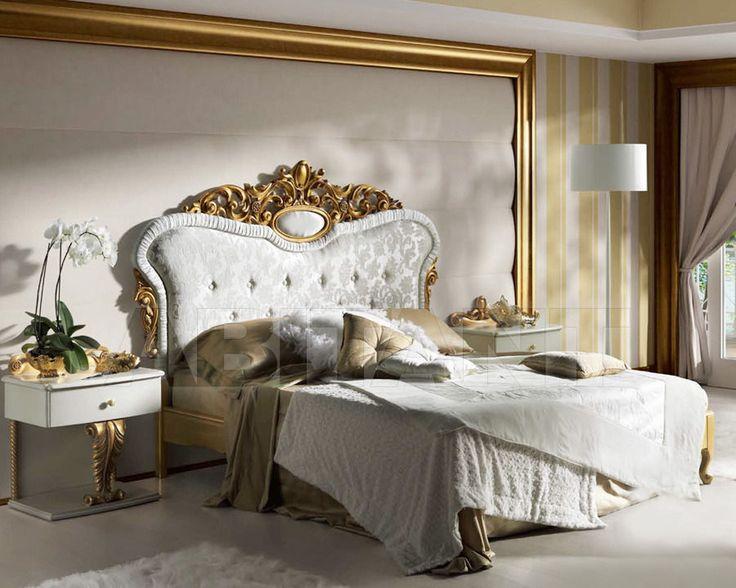 Кровать золотая Bordignon Camillo & C snc TLP / 60N , Москва