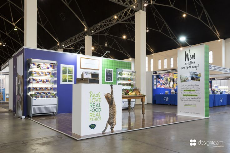 Real Pet Food @ Dog Lovers Expo takes an ideal opportunity to introduce its quality pet food products to pet owners at this B2C expo