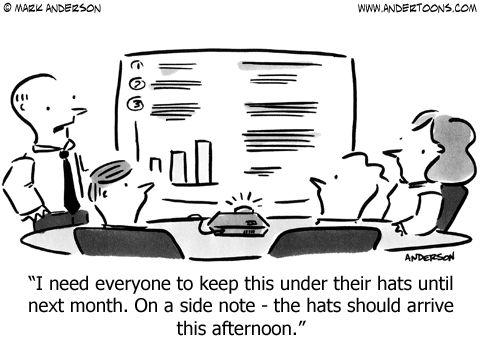 Office Cartoon #4425 ANDERTOONS OFFICE CARTOONS