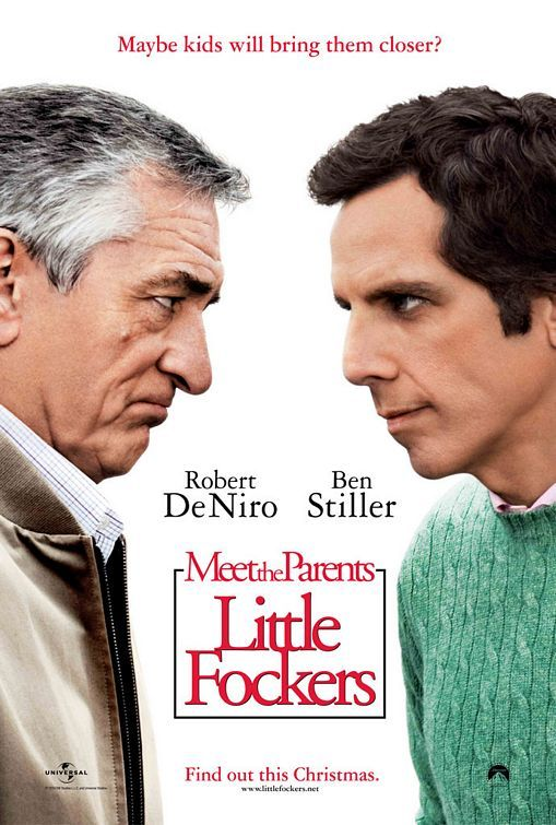 Little Fockers: WATCHED THIS AND WAS FUNNY BUT NOT AS FUNNY AS THE PRIOR ONES AND THE PLOT WASN'T THAT GREAT BUT AT LEAST ENDED ON SWEET NOTE