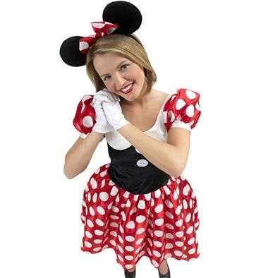 #Costume #Minnie #Topolina #Disney