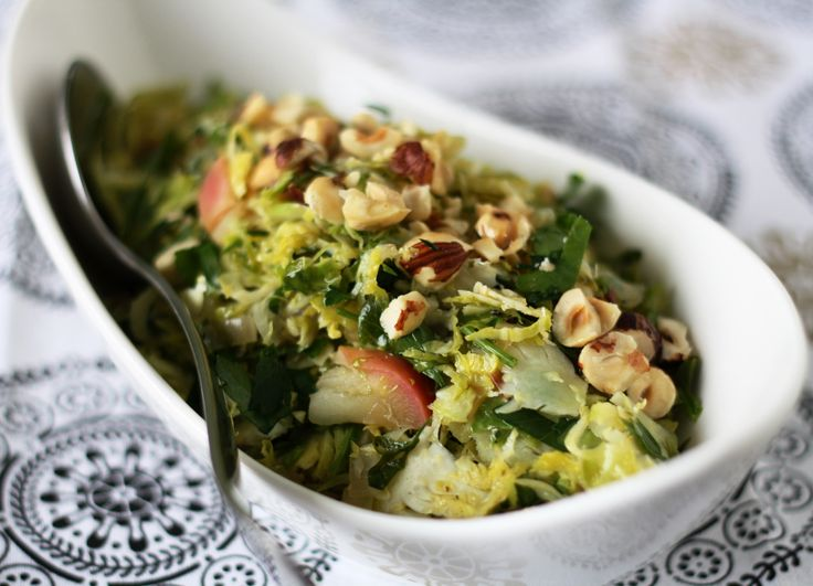 ... apples christmas 1 forward shredded brussels sprouts with apples and