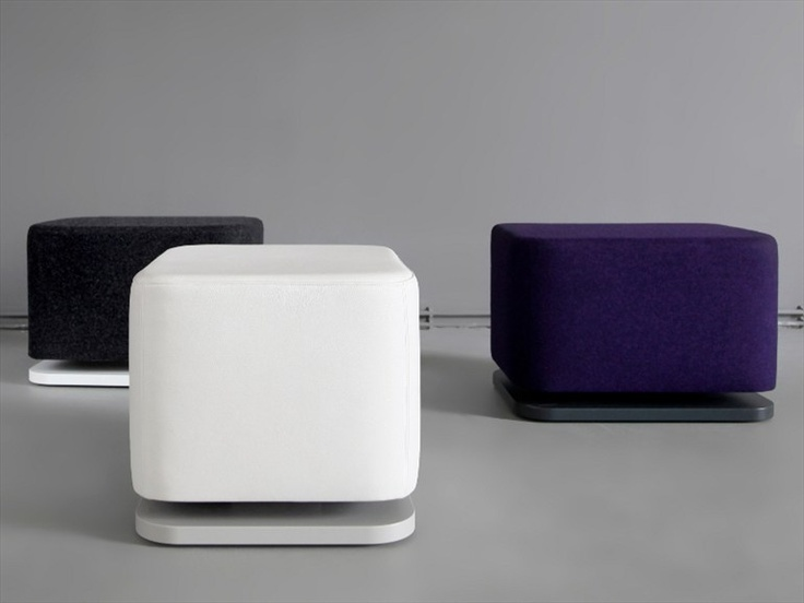 Odesi | Rknl CollectionRKNL | PoufUpholstered Pouf, Design by Ronald Knol