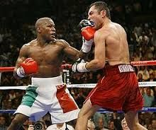 Floyd Mayweather vs Oscar De La Hoya