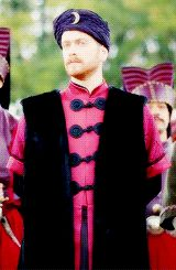 """ anon requested: sultan selim II + favorite costumes """