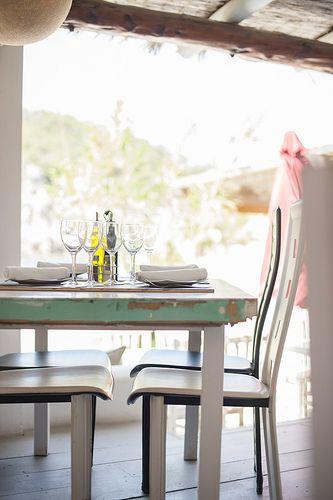 Elements Ibiza, Ibiza beach restaurant on Benirras - White Ibiza