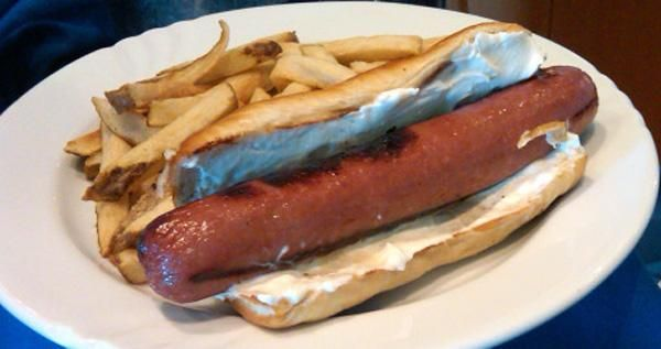 ''Seattle Dog'': How did we become known for hot dogs with cream cheese, a combination aptly described by Seattle Weekly food critic Hanna R...