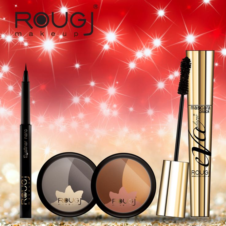 Rougj's  Christmas Make-Up Kit