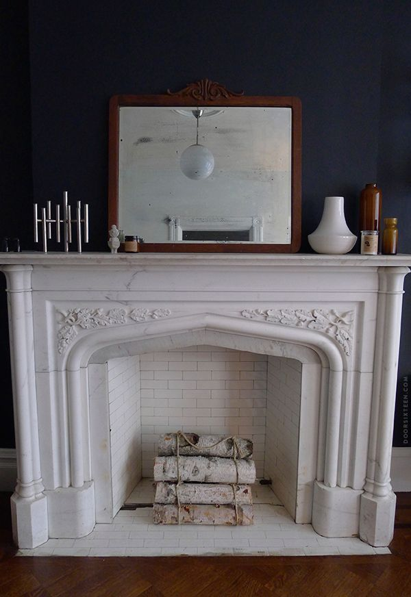 Fireplace Design decorative fireplaces : Best 25+ Fireplace filler ideas only on Pinterest | Faux mantle ...