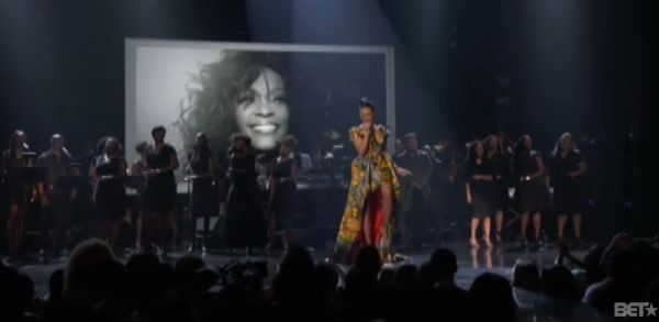 VIDEO: BET Awards Whitney Houston Tribute With Monica, Brandy, Gary Houston, Cissy Houston and Chaka Khan
