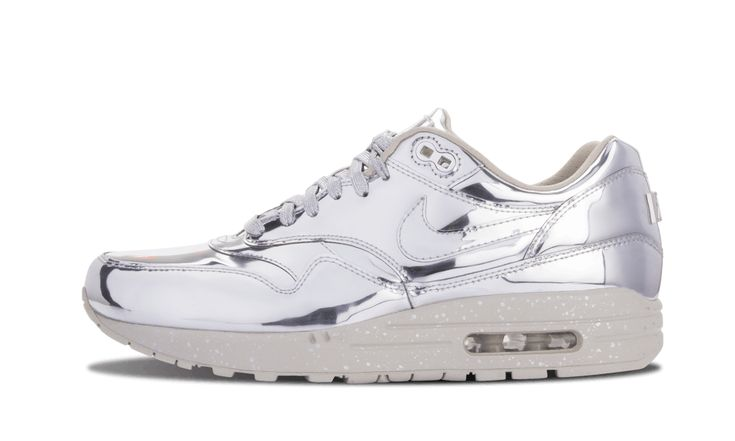 """Nike Air Max 1 SP """"Liquid Silver"""" - 635786 002 - 2015"""