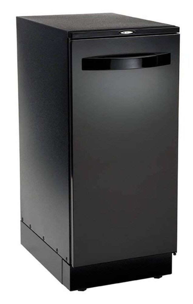 Broan 15blexf 15 220v Elite Black Door Trash Compactor Review Compactors Doors
