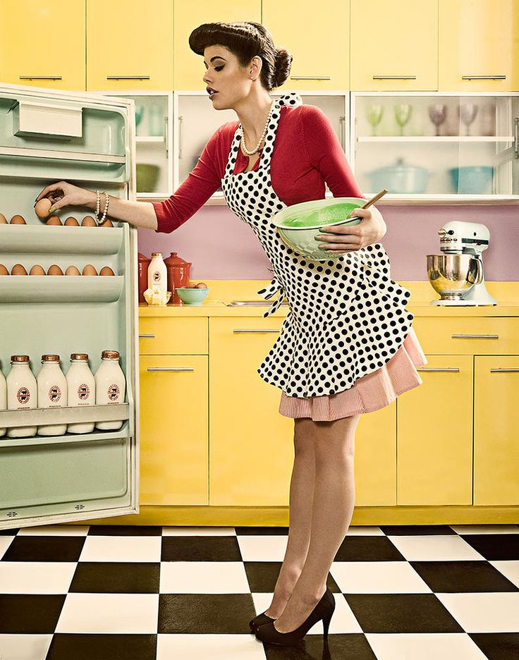 Image result for angry woman in kitchen pin up,