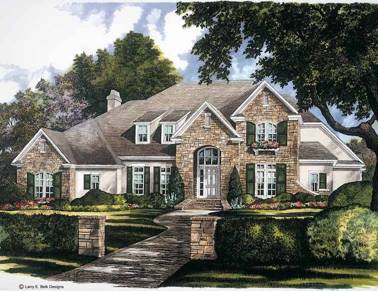 eplans french country house plan french country tradition 5181 square feet and 4 bedrooms from eplans house plan code