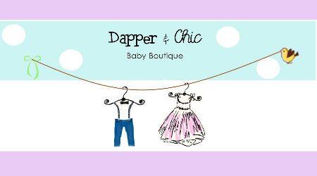 Dapper & Chic Baby Boutique