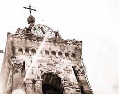 ¿Salimos hoy en Vitoria? Blog de turismo dedicado a Vitoria - Gasteiz y a su provincia Alava: TORRE DE SAN VICENTE
