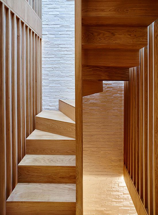 Coffey-Architects_ModernMews_08_London  ~ Great pin! For Oahu architectural design visit http://ownerbuiltdesign.com