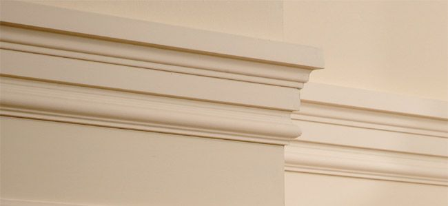 Chair-Rail - Traditional Chair-Rail and Chair Rail Molding