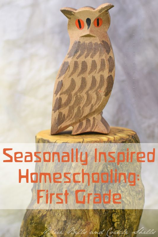 Our seasonally inspired homeschooling first grade lesson plan. Join us every week to share seasonally inspired learning, songs, stories, crafts, & more.