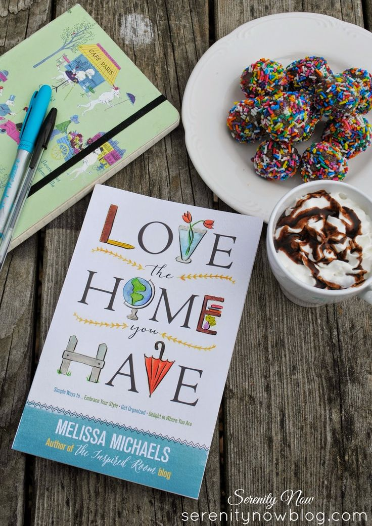"""Do you struggle with being content with your home? // A review of the New York Times Best Seller, """"Love the Home You Have"""" by Serenity Now blog"""