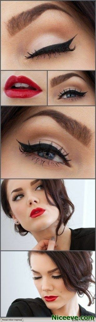 Trendy make up 2014