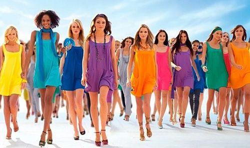 Как выбрать цвет для одежды