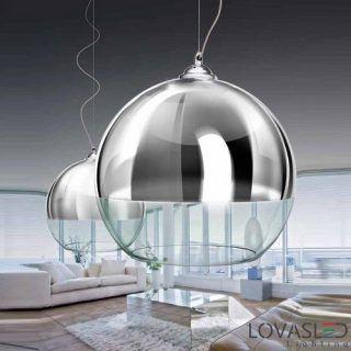 Azzardo Silver Ball S függeszték