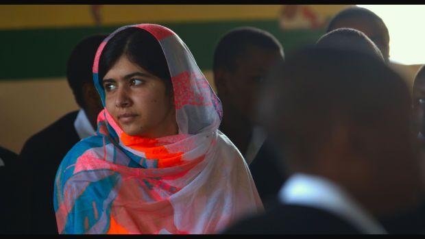 Malala Yousafzai in 'He Named Me Malala.' (Photo: Courtesy of TIFF)