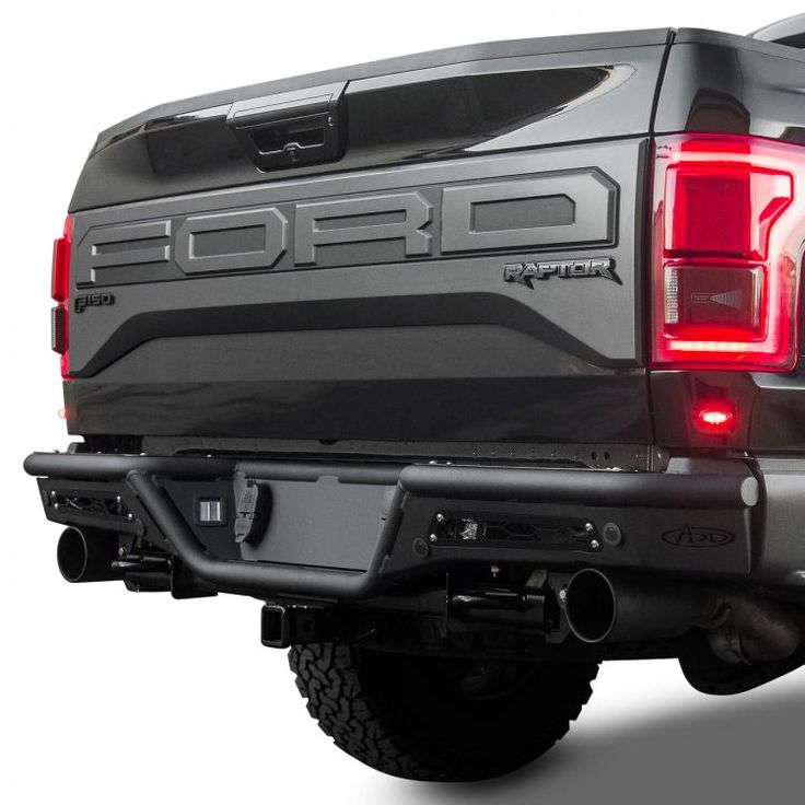 2017 Ford Raptor - Stealth Rear Bumper from Addictive Desert Designs