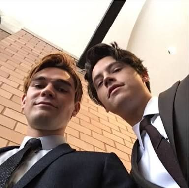 Riverdale – Archie and Jughead