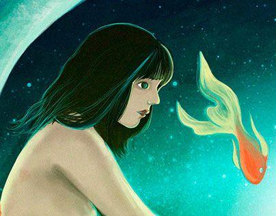 "Check out new work on my @Behance portfolio: ""En el espacio"" http://on.be.net/1I30XdD"